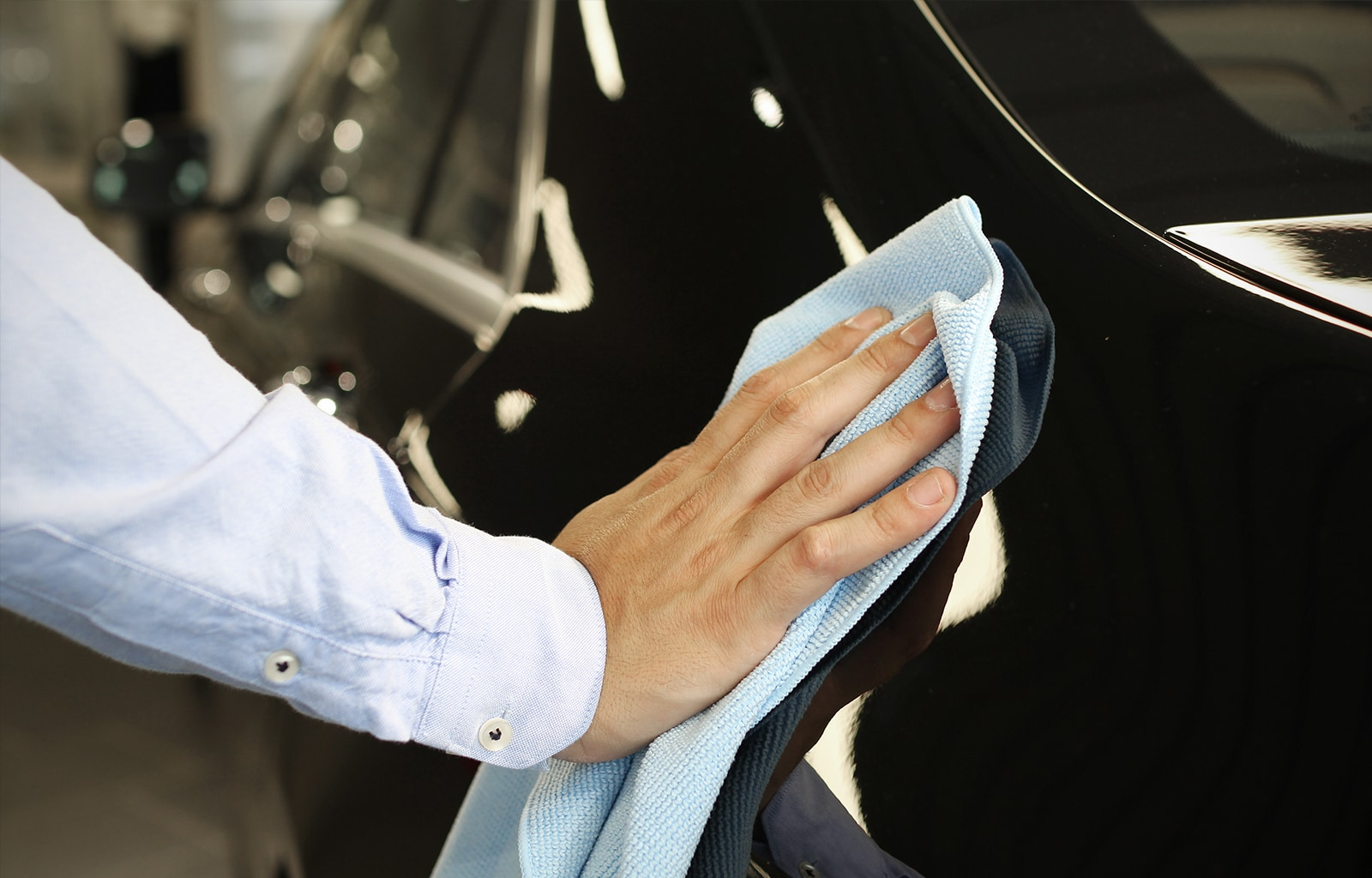 Autopflege ohne Silikon