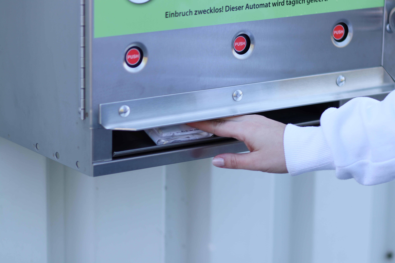 50346.00 - Outdoor-Automat mit 3 Reihen