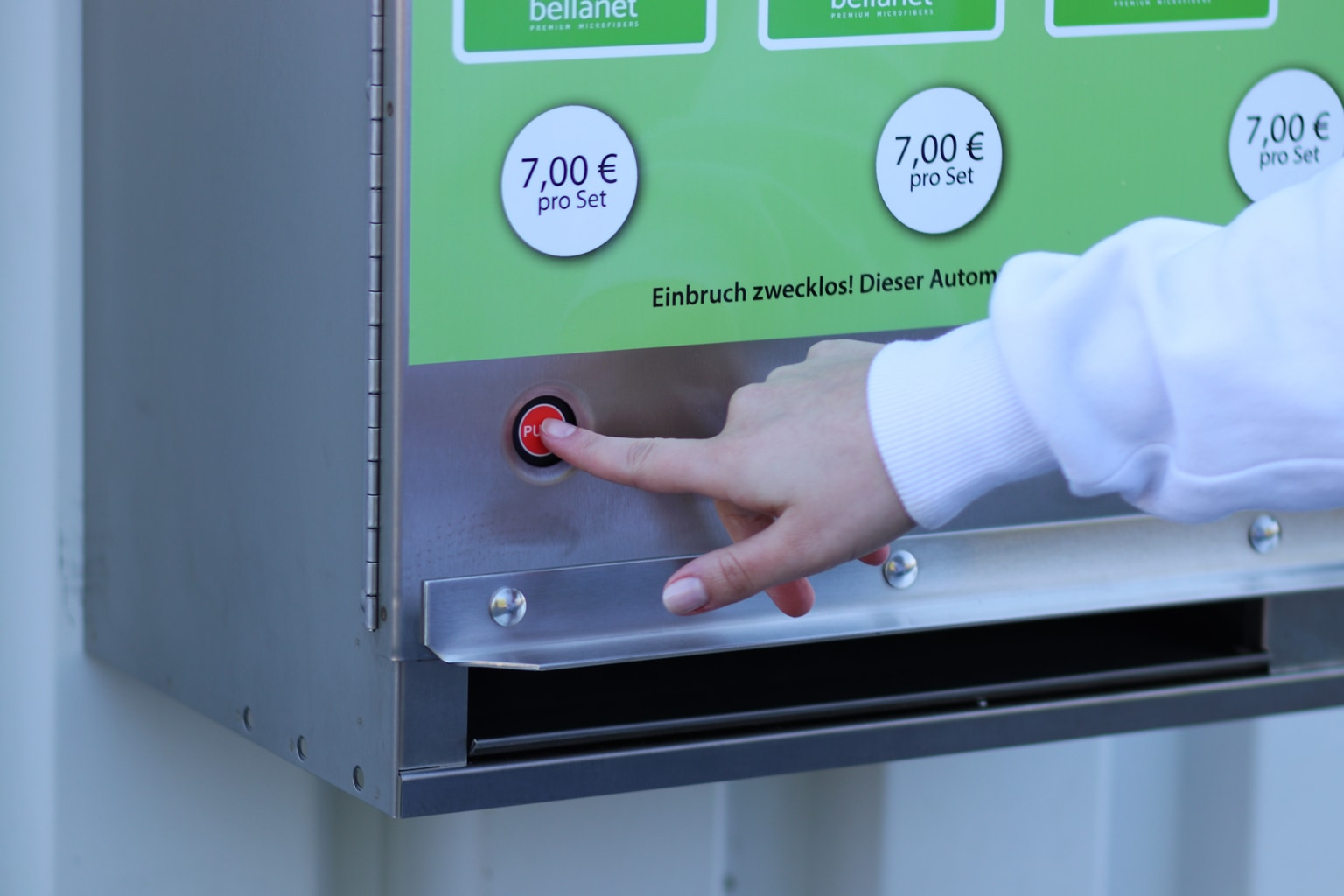 Outdoor-Automat