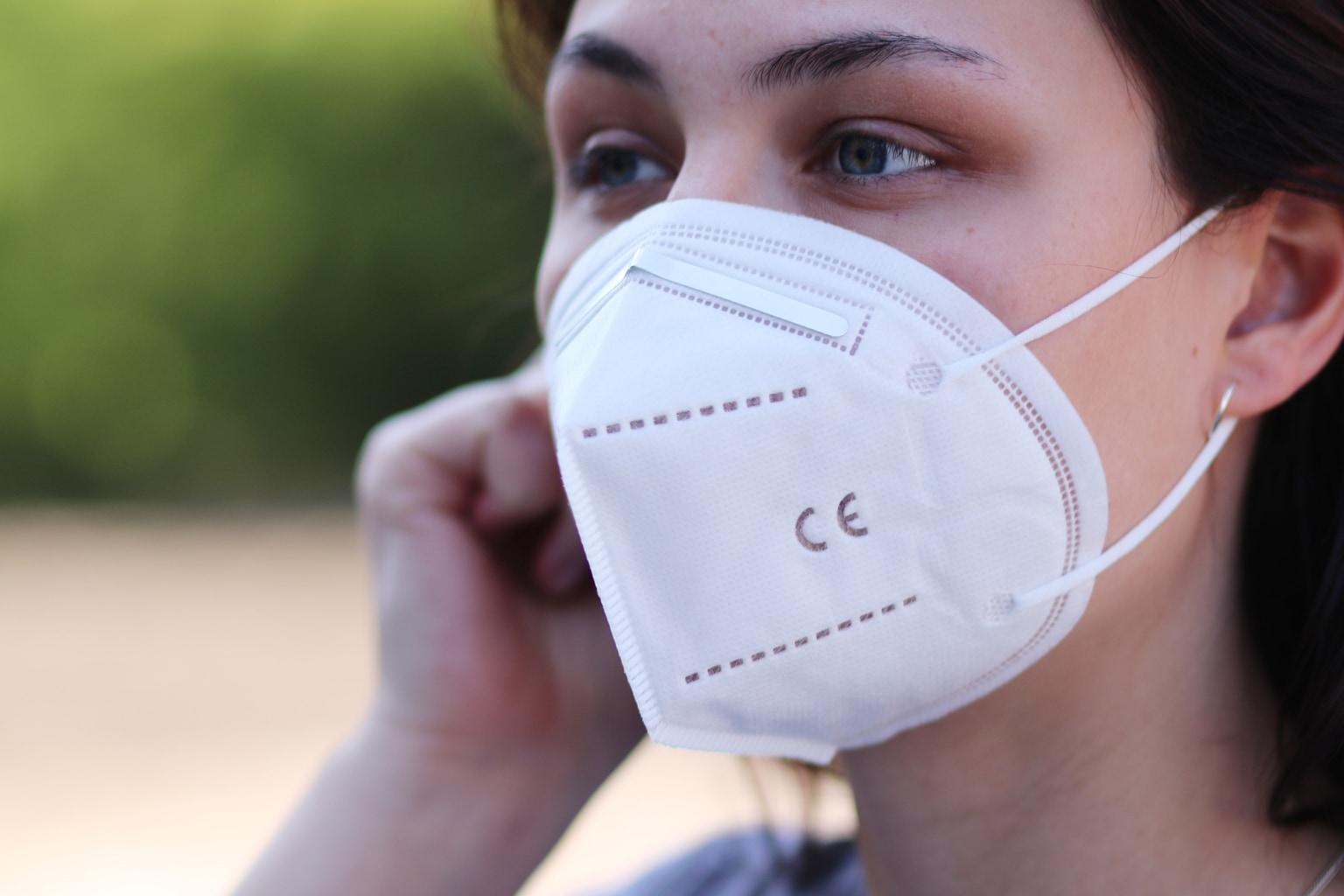 KN95 Schutzmaske (FFP2)